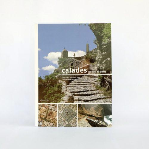 Couverture du livre Calades, les sols de pierre