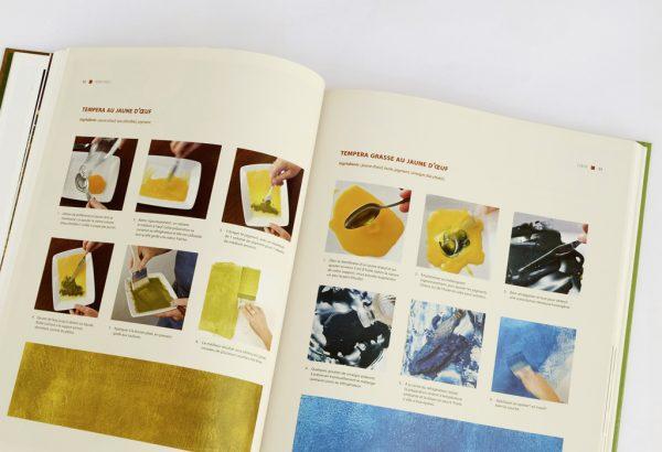 Image extraite du livre Peintures, recettes maison