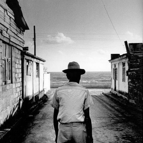 Photographie extraite du livre Cuba, les chemins du hasard
