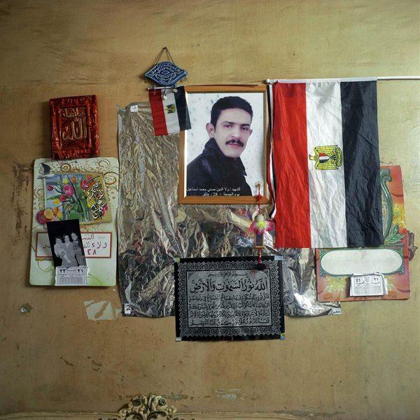 Photographie extraite du livre Les Martyrs de la révolution