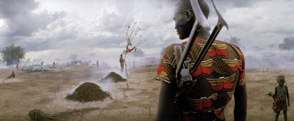Photographie extraite du livre Land Of Cush