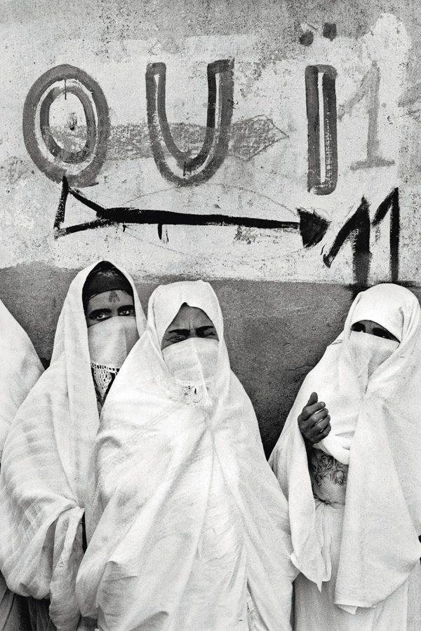 Photographie extraite du livre Algérie Indépendance