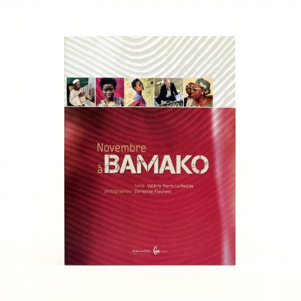 Couverture du livre Novembre à Bamako