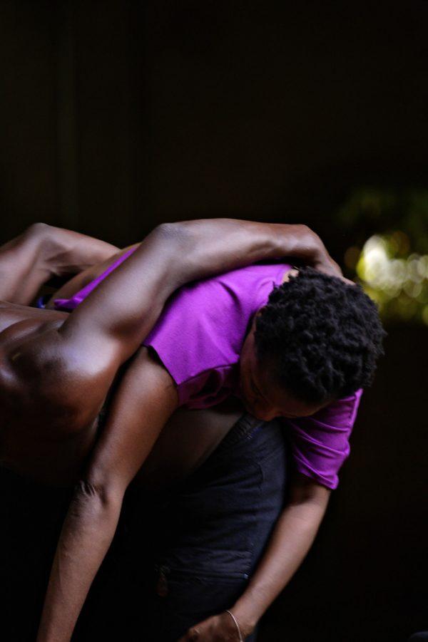 Photographie extraite du livre Novembre à Bamako