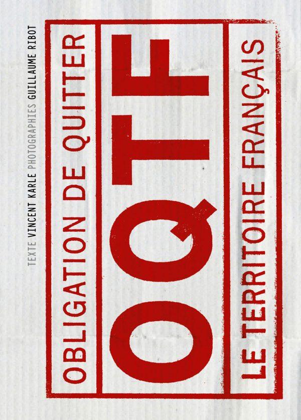 Couverture du livre OQTF
