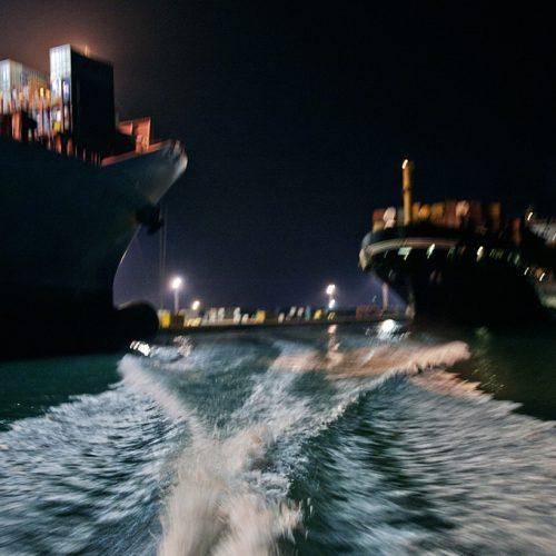 Photographie extraite du livre Marseille. Ville portuaire