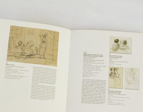Pages intérieures du livre Les Itinéraires de Vivant Denon