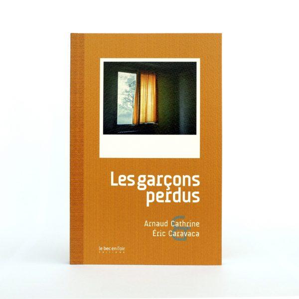 Couverture du livre Les Garçons perdus