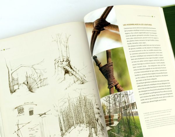Pages intérieures du livre Materia