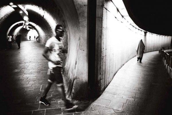 Photographie extraite du livre Marseille(s)#01 Yusuf Sevinçli