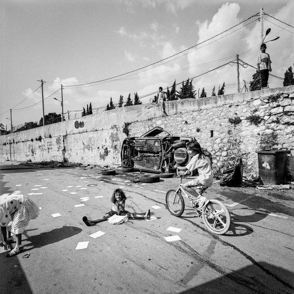 Photographie extraite du livre Marseillais du Nord