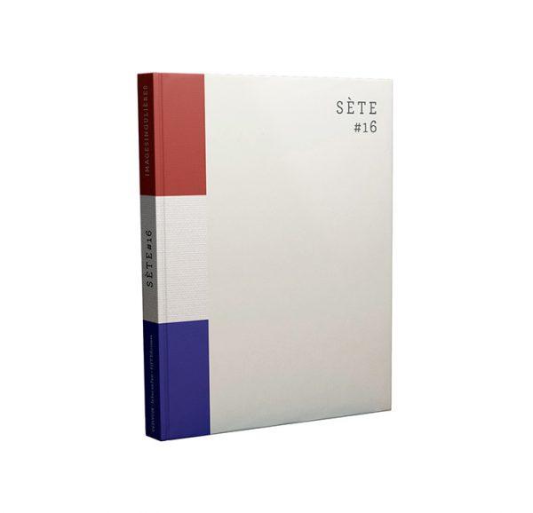 Couverture du livre Sète#16