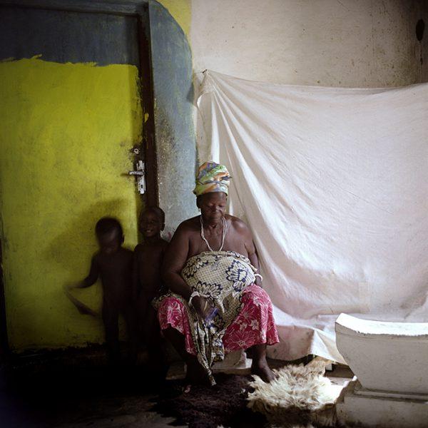 Photographie extraite du livre Ghana