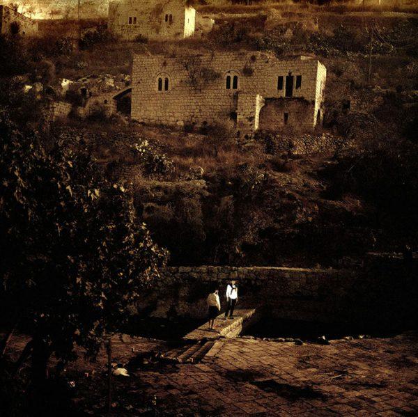 Photographie extraite du livre Les Absents