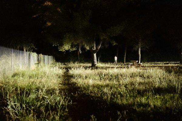 Photographie extraite du livre Les Chemins égarés