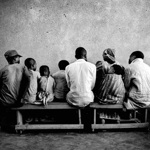 Photographie du livre Congo in Limbo