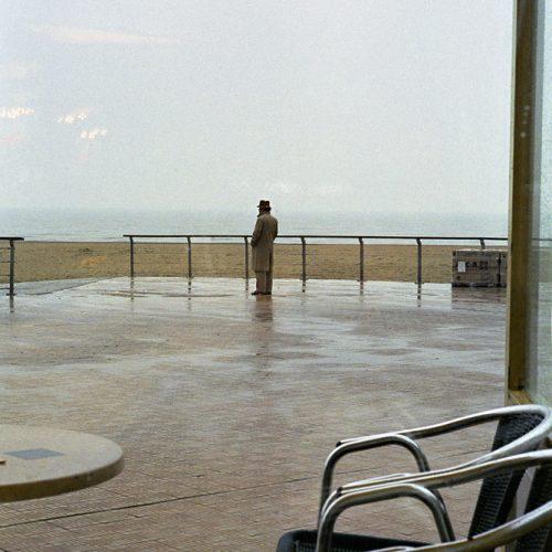 Photographie extraite du livre Ostende au bout de l'est