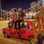 Photographie extraite du livre Génération Tahrir