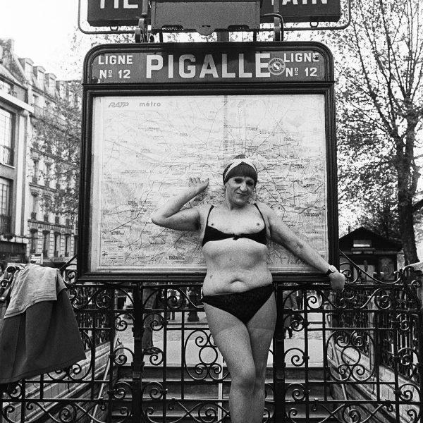 Photographie extraite du livre Pigalle People, de Jane Evelyn Atwood