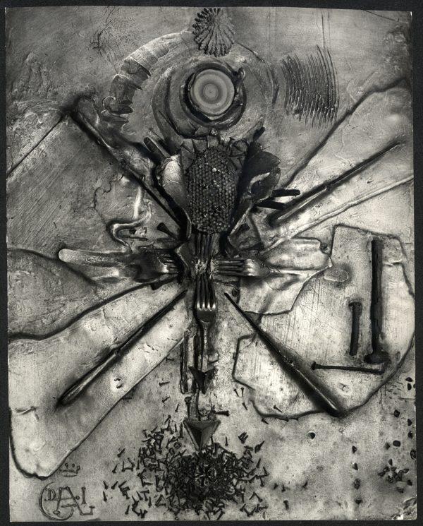 Paul Almasy Salvador Dali, L'Apocalypse, v. 1960.