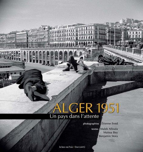 Couverture du livre Alger 1951