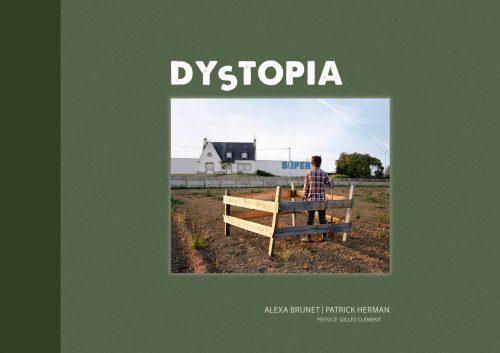 Couverture du livre Dystopia
