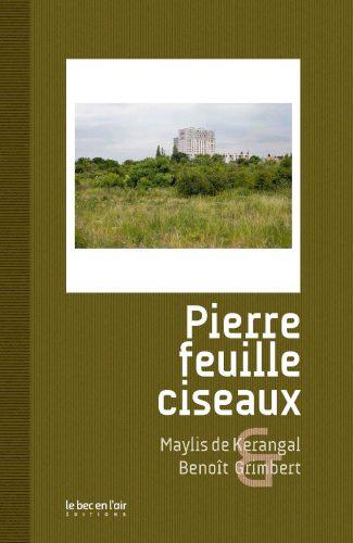 Couverture du livre Pierre feuille ciseaux
