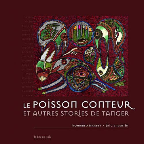Couverture du livre Le Poisson Conteur