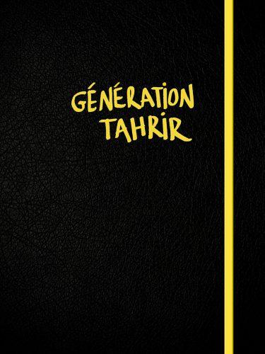 Couverture du livre Génération Tahrir